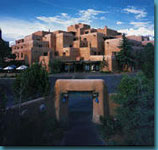 Inn at Loretto Santa Fe New Mexico